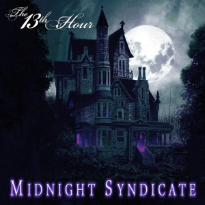 The 13th Hour album cover (Artwork by Keith Parkinson)