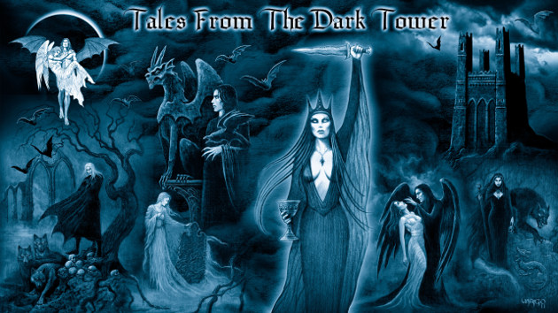 """""""Tales From The Dark Tower"""" montage by Joseph Vargo"""