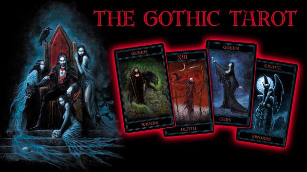 The Gothic Tarot by Joseph Vargo