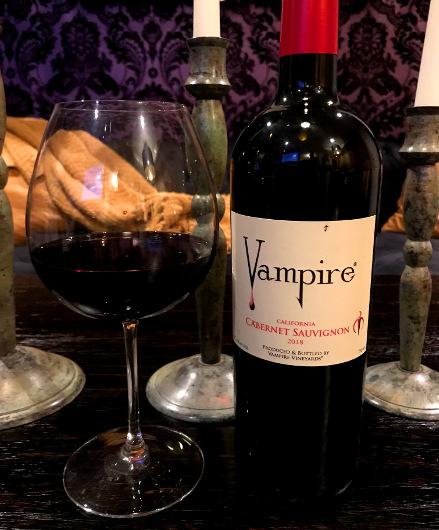 Vampire 2018 Cabernet Sauvignon
