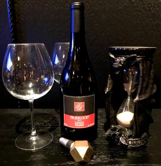 Trueblood Chardonnay Wine